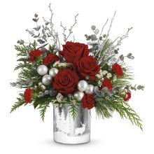 Wintry Wishes Bouquet