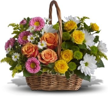 Sweet Tranquility Basket