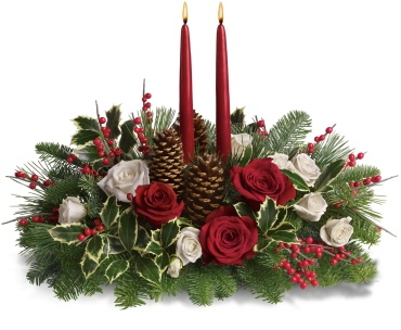 Christmas Wishes Centerpiece