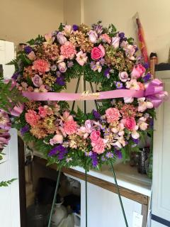 Mom Wreath